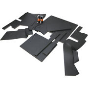 F63416 Upholstery Kit Black For Case 1270 1370 1570 Tractors