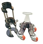 Two Stage Air Jack Elephant Feet With Case Range Of Sizes Available Krontec Jls