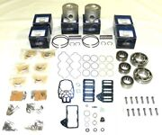 New Mercury/mariner 200/250 Hp 3.0l Optimax Powerhead Rebuild Kit [1998-2002]