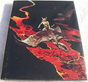Night Images A Book Of Fantasy Verse Hardcover Hc Hb By Reh Frazetta Howard Art