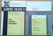 Individual/single Aldwych Theatre Programmes 1960s West End Programme