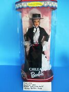 Mattel Barbie Collecter Edition Dolls Of The World Chilean Barbie 1997390-159