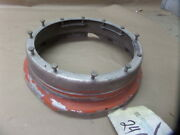 Extended Spinner Bulkhead For Aircraft Lycoming Engine