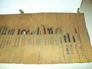 Vintage Western Electric Tool Set For Servicing Pay Telephones Linemanand039s Toolsandnbsp