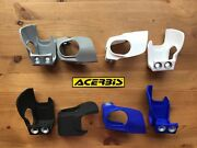 New Acerbis Fork Shoe Cover Protector Yamaha Yz250 Yz 250 Wr 250 2008-2018