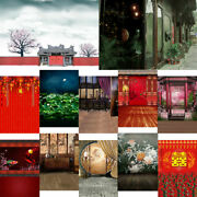 24-type 5x7ft Chinese Style Photography Backdrops 3x5ft Baby Studio Photo Props
