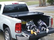 Rugged Liner Premium Hard Folding Tonneau Cover For 07-13 Tundra 5.5ft