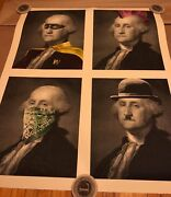 Mr Brainwash Mbw Presidentand039s Day Limited Edition Print Large Print Sold Out