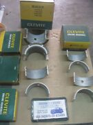 1954-67 Willys Jeep Super Hurricane 6-226 6 Cyl Main Bearings.020 Clevite Ms661