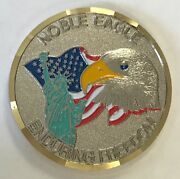 Noble Eagle Operation Enduring Freedom Oef Nyc In Memory Of 9/11 Sept 11 2001
