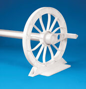 Swimline In-ground Swimming Pool Resin Solar Cover Reel Various Sizes Available