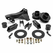 Ready Lift 2.5 Leveling Kit With Track Bar Relocation Bracket For 11-18 Super D