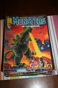 Monsters Of The Movies Magazine 5 Is In Very Fine To Near Mint Condition