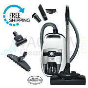 Miele Blizzard Cx1 Cat And Dog   Bagless Canister Vacuum   Free Shipping
