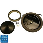 1970 - 1972 Cutlass/442 Oai Air Cleaner Assembly Without Base 350 Engine