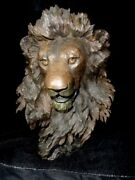 Guardian Of The Plains Bronze By Mark Hopkins Serial Numbered
