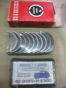 Renault Caravelle R5 R8r10 R12 Main Bearing 0.75 Mm King Mb- 505 Am