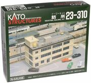 Kato N Scale Unitrack Industrial Building
