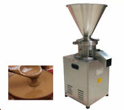 Colloid Mill Machine For Peanut/almond/soybean Butter Chocolate Emulsifier