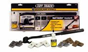 Rail Tracker Cleaning Kit N And Ho Scale - Woodland Scenics Tt4550