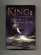 Signed By Illustr Song Of Susannah By Stephen King - 1st Edition/1st Printing