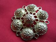 Costume Jewellery Ladies Brooch By Sarah Coventry