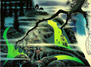 Price Drop Green Pastures Seriograph By Eyvind Earle