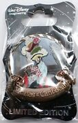 New D23 2017 Imagineering Wdi Pirates Of The Caribbean Hat Thief Pin Le 300