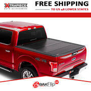 17-20 Ford F-250 Super Duty 8and039 Bed Bakflip G2 Hard Fold Tonneau Cover