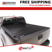 Bakflip G2 Hard Fold Tonneau Cover Fit 07-13 Gmc Sierra 1500 5and039 8 Bed