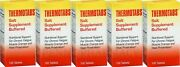 Thermotabs Salt Supplement Buffered Tablets 100 Ct 5 Pack