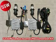 55w Hi-low Beams H4 9003 Canbus C21 No Error Slim Bi-xenon Hid Kit For Saab Ae