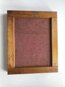 Antique Century 6x8 Inch Professional Contact Printing Frame 6.5 X 8.5 Photo