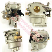 68t-14301-11 10 20 30 00 Carburetor Carb Assy For Yamaha Outboard F 8hp 9.9hp 4t