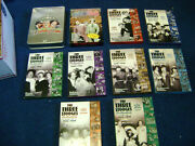 The Three Stooges Dvd Collection Bulk Lot