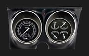 1967 1968 Camaro Classic Instruments Direct Fit Gauges Traditional Cam67tr