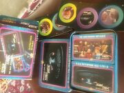 Vintage 1999 Star Trek The Next Generation Playing Cards In Sealed Tin By Enesco