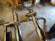 Nash Healey 1951 Stainless Bumper New