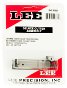 Lee Steel Deluxe Cutter Assembly For Quick Trim Case Trimmer Steel 90355