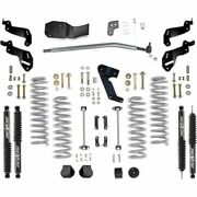 Rubicon Express Sport Standard Front And Rear Suspension For 07-18 Wrangler Jk