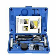 Betooll 67pc Tire Repair Kit For Car, Motorcycle, Atv, Jeep, Truck, Tractor Flat