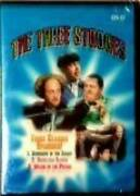 The Three Stooges - 3 Episodes - Dvd By Moe,larry,curly - Very Good