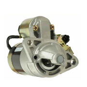 Starter Motor For 89-99 Sentra And 95-98 200sx 1.6l L4 W/automatic Transmission