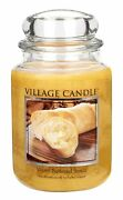 Village Candle Warm Buttered Bread 26 Oz Glass Jar Scented Candle Large