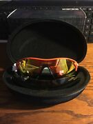 Radarlock Path Vented Polarized - New In Factory Box And Carrying Case