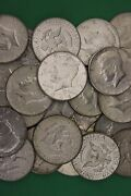 Make Offer 3 Troy Pounds 1964 Kennedy Half Dollars 90 Silver Junk Coins