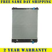 Radiator For Freightliner Fits M2 106 Fre66pa