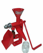 Manual Nut And Seed Oil Expeller Oil Press Machine High Quality Cold Press
