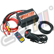 12v 12000lbs Winch Control Box Solenoid Wireless Remote Switch For Atv Pickup