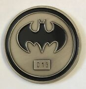 Cia Sog Afsoc Tactical Air Control Party Drone Program Batman Serialized Coin